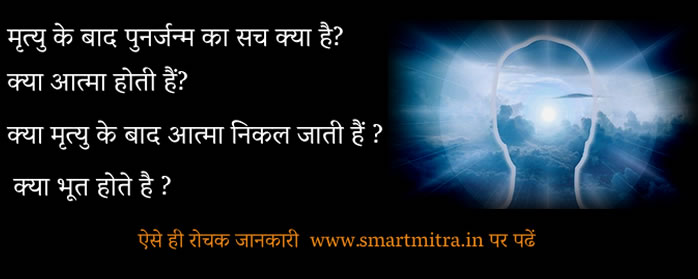 What is the truth of rebirth after death in hindi